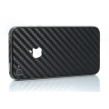 Vmax Carbon-Fiber Film for iPhone 4S Black